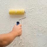aplicação textura grafiato Vila Sônia