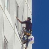empresa de pintura de fachada de muro Parque do Chaves