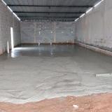 empresa que faz tratamento de trincas em piso de concreto Jardim Guedala