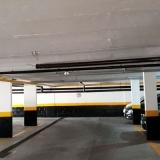 empresas de pintura de garagem de prédio Roosevelt (CBTU)