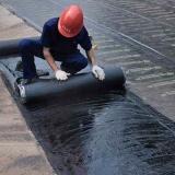 Manta para Impermeabilização de Laje