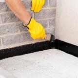 impermeabilização interna de parede