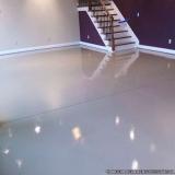 impermeabilização sobre o piso
