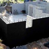 impermeabilização parede interna Bixiga
