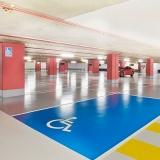 impermeabilização piso garagem Grajau