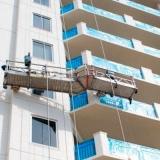onde faz pintura de fachadas prédio Cidade Jardim