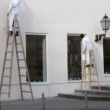 onde faz pintura prédio fachada Pompéia