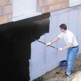 orçamento de impermeabilização de paredes internas pintadas Instituto da Previdência