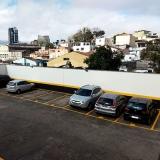 pintura de faixas de garagem barata Alphaville