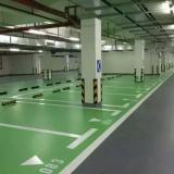 pintura piso garagem