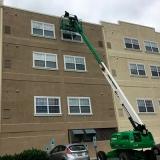 pintura de fachadas prédio