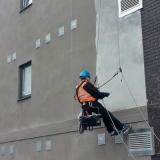 pintura prédio residencial