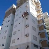 pintura de prédios residenciais Pompéia