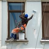 pintura externa de prédio Suzano