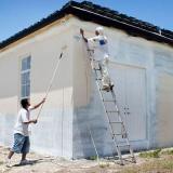 pintura para fachada de sobrado Caieiras