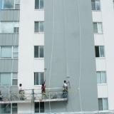 quanto custa pintura de prédios residenciais Campo Limpo