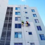 quanto custa pintura fachada prédio Jaraguá