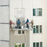 quanto custa pintura prédio fachada Jardim Adhemar de Barros