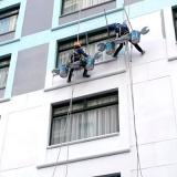 serviço de pintura de fachada de muro Caieiras