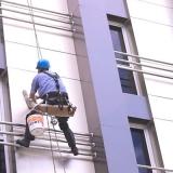 serviço de pintura de parede fachada Vila Andrade