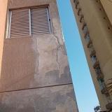 tratamento de fissuras em concreto