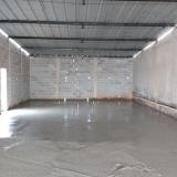 tratamento piso concreto Vila Andrade