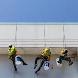 valor de pintura fachada condomínio Centro